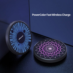 Nillkin PowerColor Fast Wireless Charger 15W - Magic Array