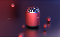 Nillkin Bullet Mini Wireless Speaker - Red