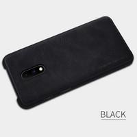 Nillkin Qin Leather Flipcase Pocophone F1, Black