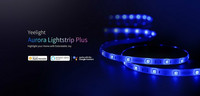 Xiaomi Yeelight Aurora Lightstrip Plus LED-nauha - 2m