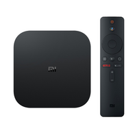 Mi Box S - 4K Ultra HD Streaming Media Player - Mediatoistin