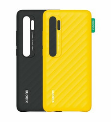 Xiaomi original Backcase for Mi Note 10 - Hard Case : Yellow