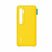 Xiaomi original Backcase for Mi Note 10 - Hard Case : Yellow