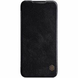 Nillkin Qin Leather Flipcase, Xiaomi Mi Note 10 / 10 Pro - Black