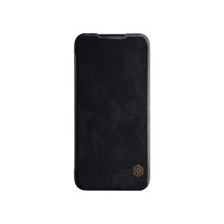 Nillkin Qin Leather Flipcase, Xiaomi Redmi Note 7 - Black