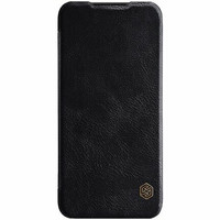 Nillkin Qin Leather Flipcase, Xiaomi Redmi Note 8T - Black