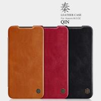 Nillkin Qin Leather Flipcase, Xiaomi Mi 9 SE - Black