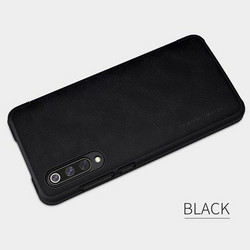 Nillkin Qin Leather Flipcase, Xiaomi Mi 9 - Black