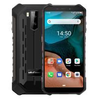 Ulefone Armor X5 / 3GB+32GB / IP68 -Android -älypuhelin, Musta