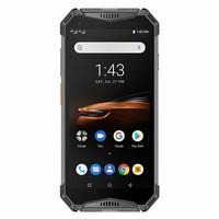 Ulefone Armor 3W / 6GB+64GB / IP68 -Android -älypuhelin, Musta