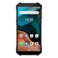 Ulefone Armor X5 PRO/ 4GB+64GB / IP68 -Android -älypuhelin, Musta