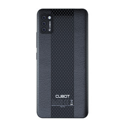 CUBOT Note 7 2GB+16GB Android-älypuhelin - Musta