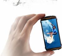 Cubot Kingkong Mini 2 3Gt+32Gt -Android-älypuhelin - Musta