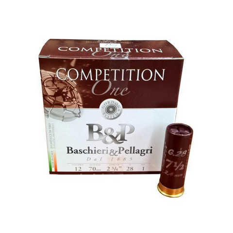 B&P Competition One 24g