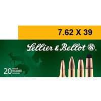 Seller & Bellot 7,62x39  FMJ 8,0g