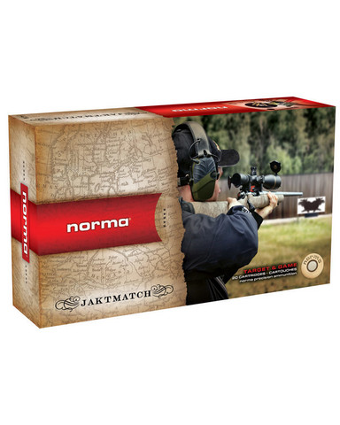 Norma 338 win mag  FMJ  14,6g