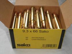 Sako 9.3 x 66 FMJ 15,0g