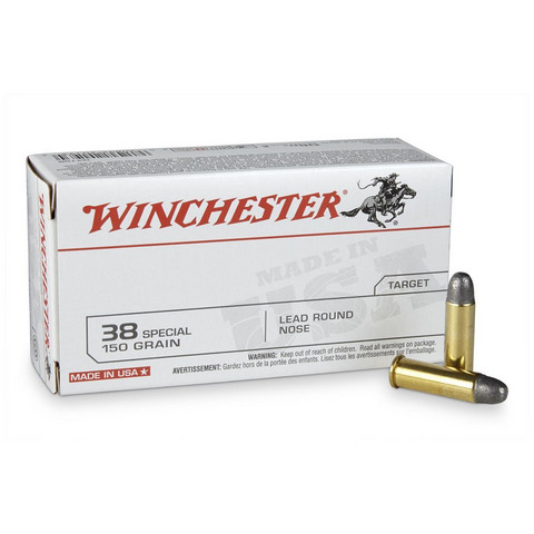 38 Special Winchester  150gr.