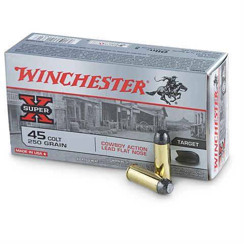 45 colt Winchester. 20kpl