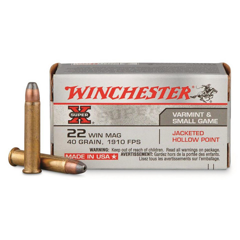 Winchester X Super 22 Lr 36 grain ( 1280fps )