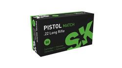 SK pistol match