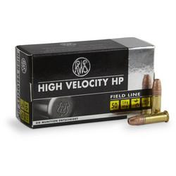 RWS  High Velocity 22 Lr