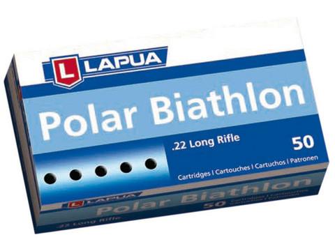 Lapua Polar Biathlon 22 LR ampumahiihto