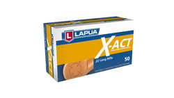 Lapua X -ACT kisapanos 22Lr.