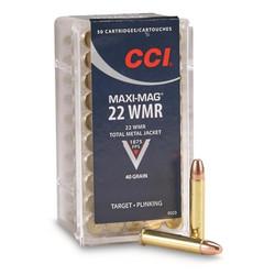 CCI 22 WMR  Maxi MAG