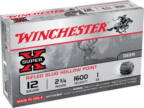 Winchester X Super 12 täyteinen