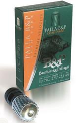 B&P Palla slug 12/ 70  lyijyvapaa täyteinen 602m/s !!!