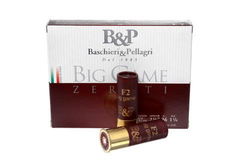 Baschieri & Pellagri Big Game ZERATI 36g 12/67mm ( Buckshot )