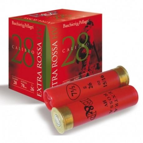 B&P Extra Rossa  ( 28 cal. ). 22g