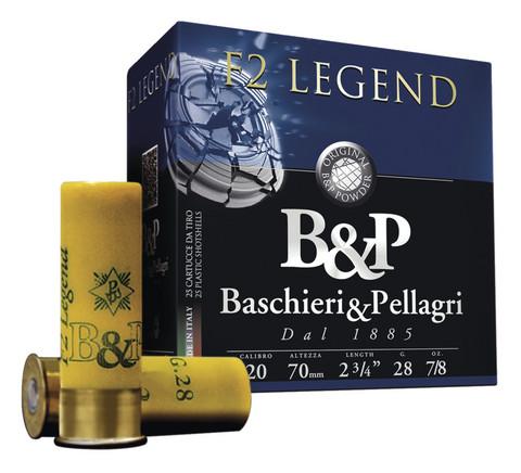 B&P  F2 Legend ( 20 cal.) 28 g