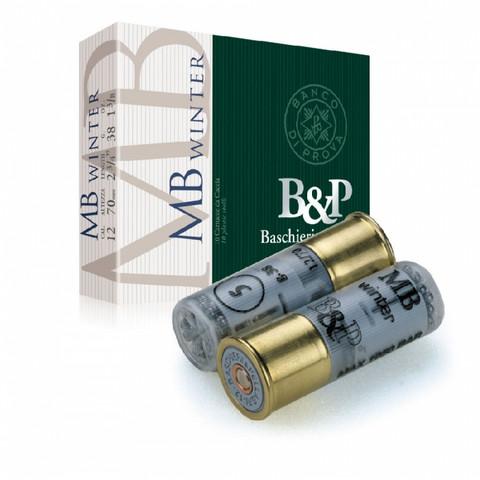 B&P MB Winter 12/70. 38g.   10 kpl