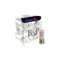 B&P Mygra Colombaccio 12/70.   36g.   5,5