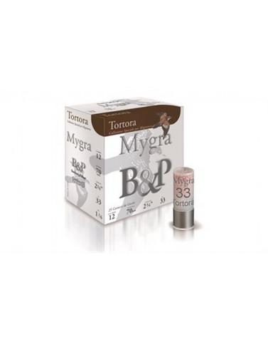B&P Mygra Tortora 12/70. 33 g   (9,5)