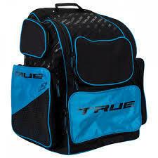 True varustekassi ( roller bag ) Sini /musta