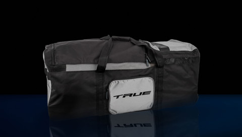 True varustekassi ( roller bag ) maalivahdin, pelaajan isompi