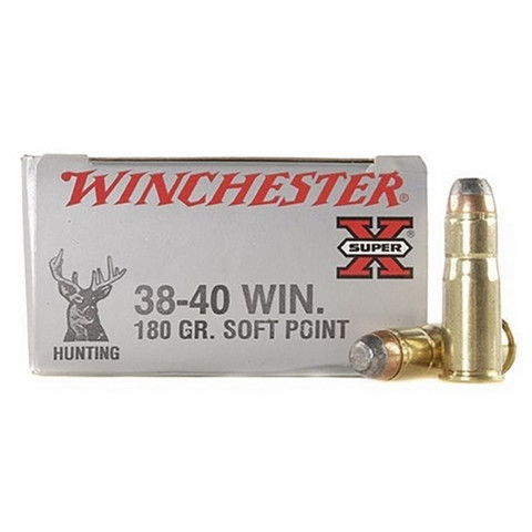 Winchester 38-40  180gr SP