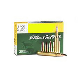 Sellier & Bellot  7 x 65 R  11, 2g SPCE