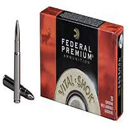 Federal 300 win mag 13g Bear Claw Trophy Bonded