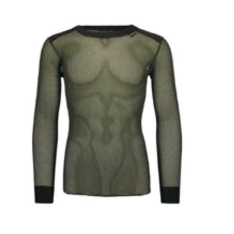 Svala Strech Mesh ( verkko ) paita musta M