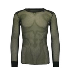 Svala Strech Mesh ( verkko ) paita musta L