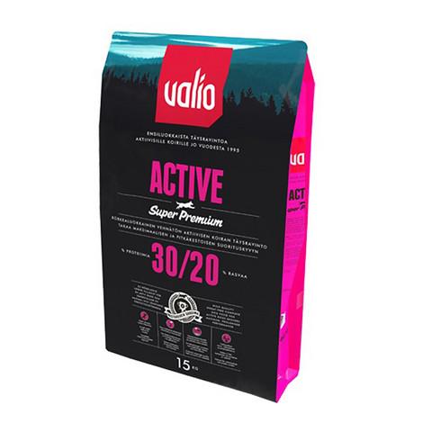 VALIOkoiranruoka Active 15kg +Valio Liha-ateria Sika-Nauta