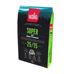 VALIOkoiranruoka Super 15kg +Valio Liha-ateria Sika-nauta