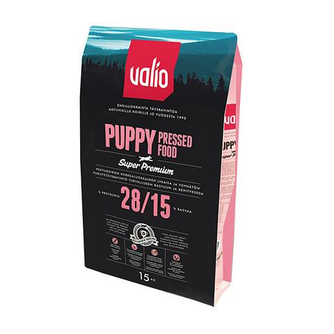 VALIOkoiranruoka Puriste Puppy 15kg + Valio Liha-ateria Sika-nauta