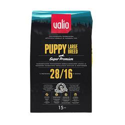 VALIOkoiranruoka Puppy Large Breed 15kg + Valio Liha-ateria Sika-nauta