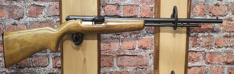 22Lr. Remington 550-1 puolaripinska, hienossa kunnossa, 15 lipas