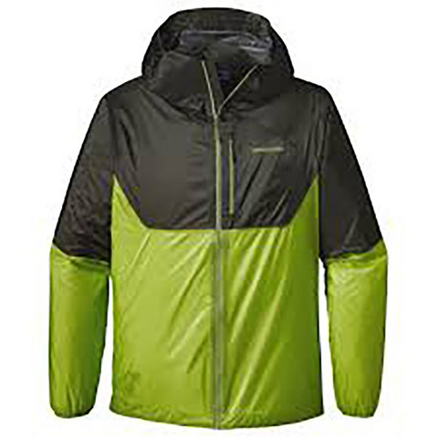 M Patagonia Alpine Houdini takki väri Kelpl Forest